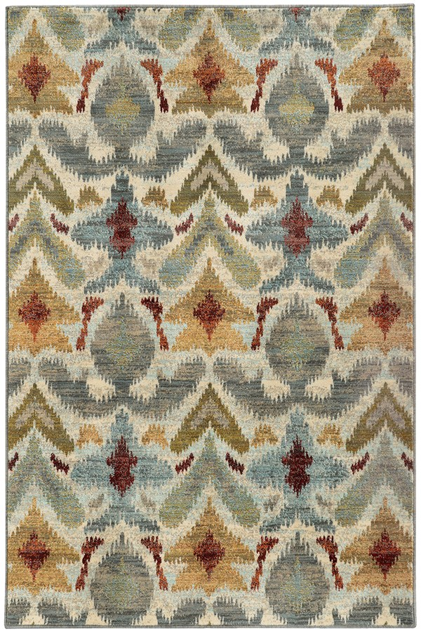 Oriental Weavers Sedona 6371c Rugs Rugs Direct