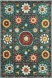 Product Image of Blue (B) Moroccan Area Rug