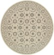 Product Image of Ivory, Grey Traditional / Oriental Area Rug