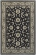 Product Image of Traditional / Oriental Charcoal, Ivory (H) Area Rug