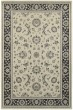 Product Image of Traditional / Oriental Ivory, Navy (W) Area Rug