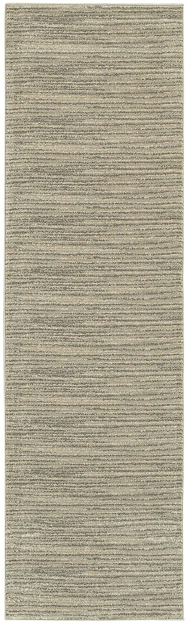 Beige, Ivory (A) Casual Area Rug