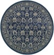 Product Image of Navy, Grey Traditional / Oriental Area Rug