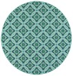 Product Image of Navy, Blue  Moroccan Area Rug