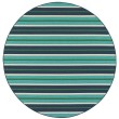 Product Image of Blue, Green Outdoor / Indoor Area Rug