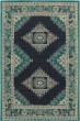 Product Image of Traditional / Oriental Blue, Ivory (A) Area Rug
