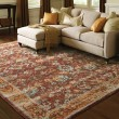 Product Image of Red, Gold Traditional / Oriental Area Rug