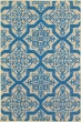 Product Image of Outdoor / Indoor Sand, Blue (M) Area Rug