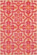 Product Image of Outdoor / Indoor Sand, Pink (V) Area Rug