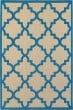 Product Image of Outdoor / Indoor Sand Blue (L9) Area Rug