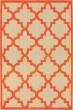 Product Image of Outdoor / Indoor Sand, Orange (O9) Area Rug