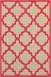 Product Image of Outdoor / Indoor Sand, Pink (P9) Area Rug