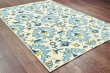 Product Image of Ivory, Blue Traditional / Oriental Area Rug