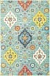 Product Image of Blue, Yellow (L) Traditional / Oriental Area Rug