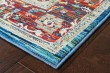 Product Image of Red, Blue, Yellow Traditional / Oriental Area Rug