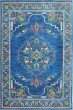 Product Image of Traditional / Oriental Blue, Green (B) Area Rug