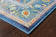 Product Image of Blue, Green (B) Traditional / Oriental Area Rug