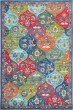 Product Image of Blue, Orange, Green Traditional / Oriental Area Rug