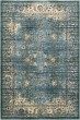 Product Image of Traditional / Oriental Blue, Ivory (L) Area Rug