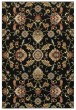 Product Image of Traditional / Oriental Black (K) Area Rug