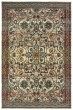 Product Image of Traditional / Oriental Ivory, Grey (H) Area Rug