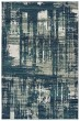 Product Image of Abstract Blue, Grey (B) Area Rug