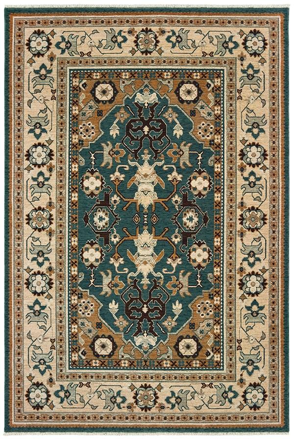 Oriental Weavers Anatolia 5502 Rugs Rugs Direct