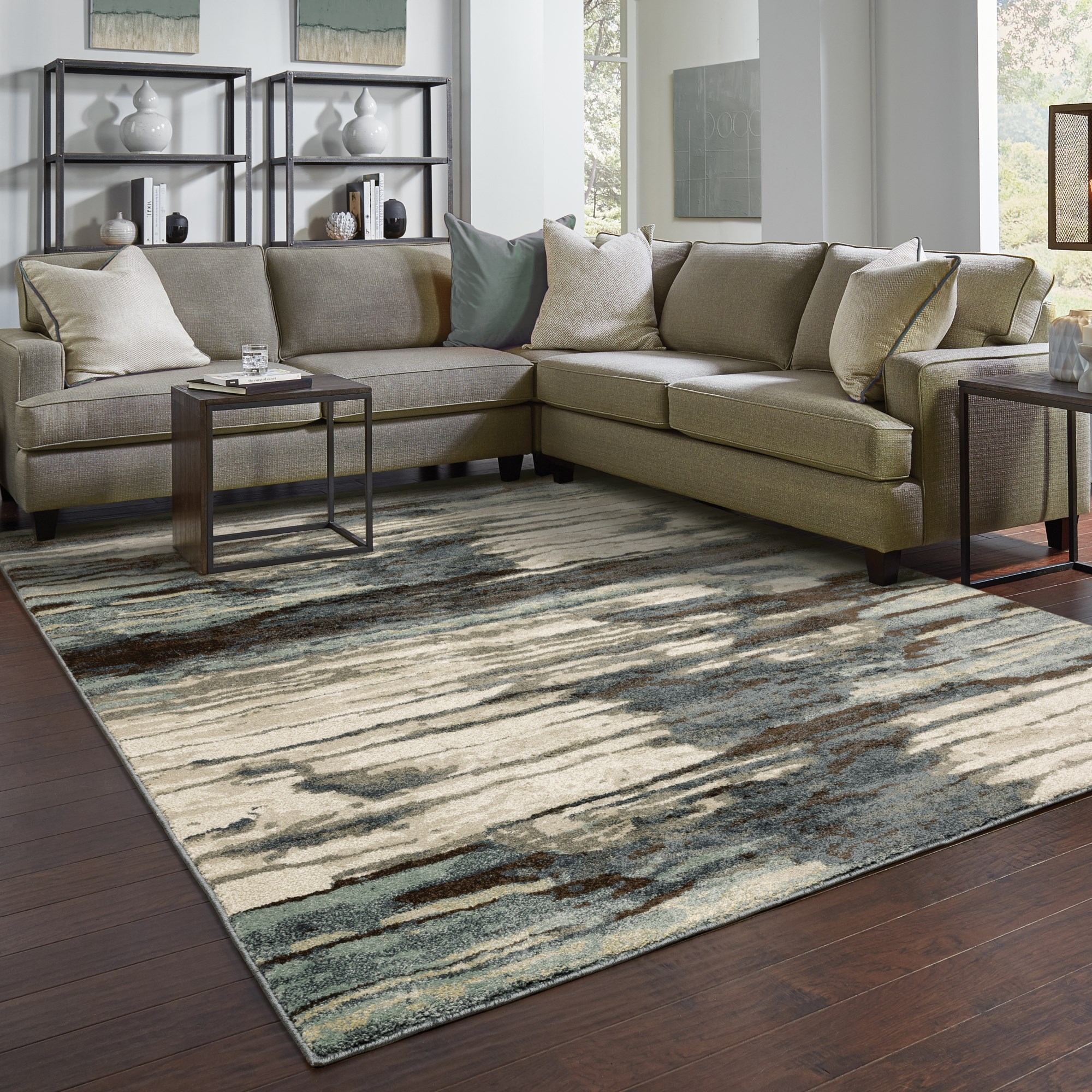 Oriental Weavers Carson 9675a Rugs Rugs Direct