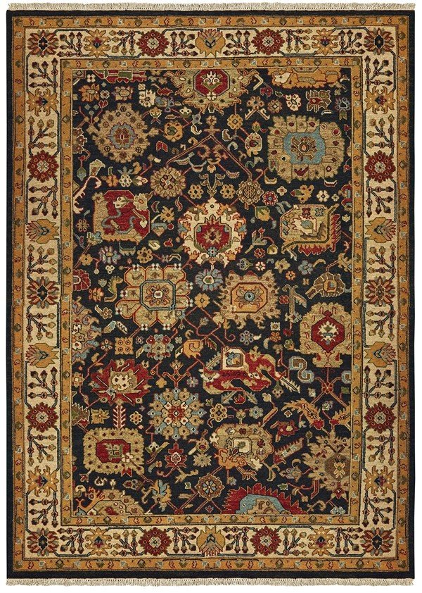 Oriental Weavers Tommy Bahama Angora 12302 Rugs Rugs Direct