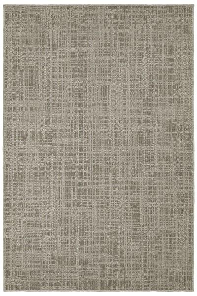 Grey (E) Rustic / Farmhouse Area Rug