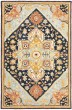 Product Image of Navy, Rust Traditional / Oriental Area Rug