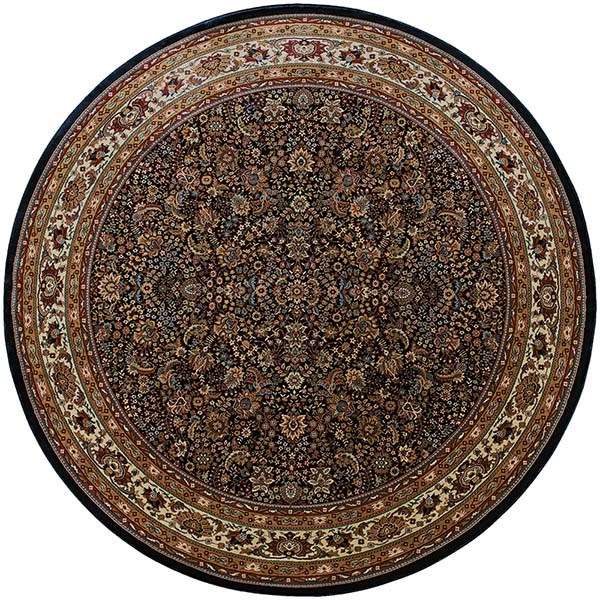 Blue, Red (113B2) Traditional / Oriental Area Rug