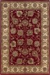Product Image of Traditional / Oriental Red, Ivory (117C3) Area Rug