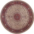 Product Image of Ivory, Red (95J) Traditional / Oriental Area Rug