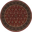 Product Image of Red, Black (271C) Traditional / Oriental Area Rug
