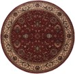 Product Image of Red, Ivory (311C) Traditional / Oriental Area Rug