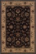 Product Image of Traditional / Oriental Black, Ivory (311K) Area Rug