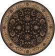 Product Image of Black, Ivory (311K) Traditional / Oriental Area Rug