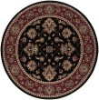 Product Image of Black, Red (623M) Traditional / Oriental Area Rug