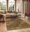 Product Image of Green, Gold Floral / Botanical Area Rug