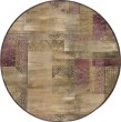 Product Image of Green, Beige Transitional Area Rug