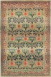 Product Image of Green, Brown Floral / Botanical Area Rug