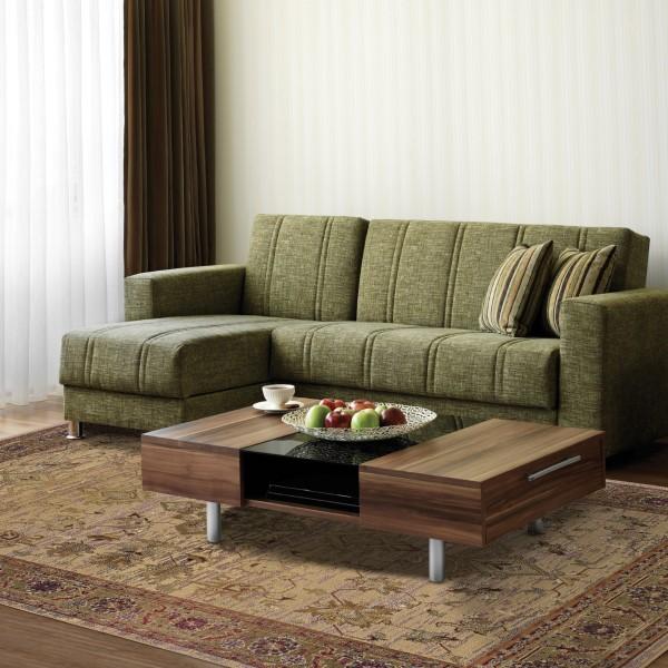Beige, Green Traditional / Oriental Area Rug