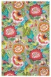 Product Image of Watermelon, Green (10258) Floral / Botanical Area Rug