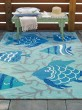 Product Image of Lake (10300) Outdoor / Indoor Area Rug