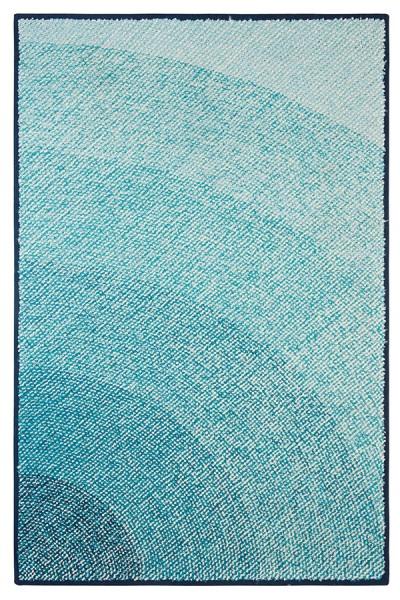 Blue (10722) Outdoor / Indoor Area Rug