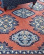 Product Image of Newport Red (10720) Transitional Area Rug