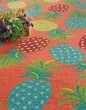Product Image of Coral (10185) Outdoor / Indoor Area Rug