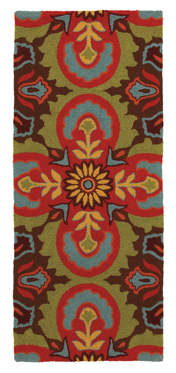 Espresso (18988) Outdoor / Indoor Area Rug