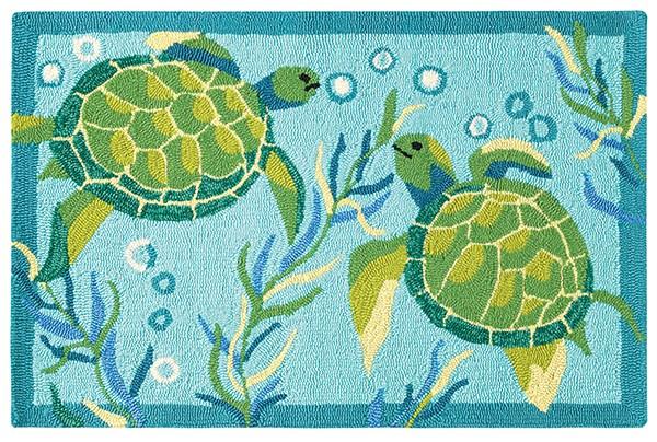 Turtle Bay (10769) Outdoor / Indoor Area Rug